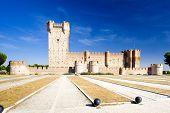 Castillo de la Mota, Medina del Campo, provincia de Valladolid, Castilla y León, España