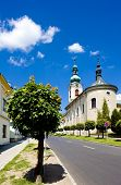 Igreja em Nove Mesto nad Metuji, República Checa