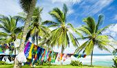 foto of greater antilles  - typical fabrics - JPG