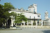 Palacio del Segundo Cabo (Instituto Cubano del Libro), Plaza de Armas, Habana Vieja, Cuba
