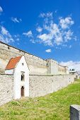 town fortification, Levoca, Slovakia