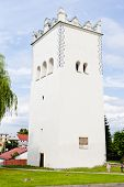 renaissance belfry, Spisska Bela, Slovakia