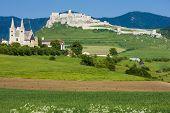 Chapter Spisska and Spissky Castle, Slovakia