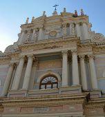Church Facade, Salta