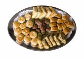 Hot Food Party Platter