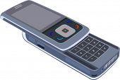 vector de teléfono móvil