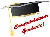 pic of graduation cap  - Graduation cap concept - JPG