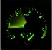 Tachometer - revving