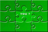 Falta de pieza de Puzzle