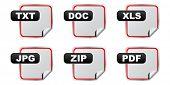 document extension