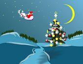 Nature Of Christmas Holiday