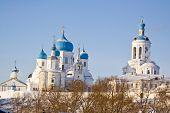 Travel in Russia. The Golden Ring. Bogoljubovo.