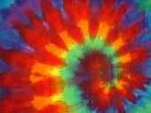 Tye Dye Circles