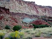 Colorful Capital Reef