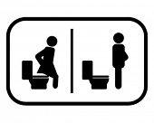 bathroom signs 2