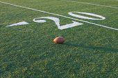 Football near the twenty