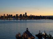 Metro Vancouver Sunset