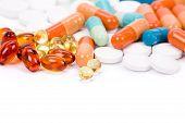 Pílulas de medicina