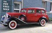 1934 Buick Straight Eight