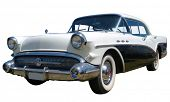 1957 Buick Special isolated