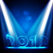 2012 New Years Eve Vector Design