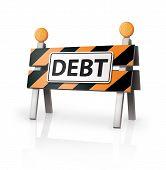 Debt Warning