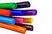 Multicolored Markers