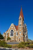 The Christuskirche In Windhoek, Namibia