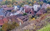 Old Gothic Town, Alsace
