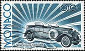 Sello Hispano Suiza H6B 1926