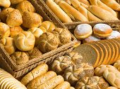 Assortment Of Bakery Goods