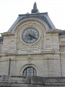 Musee D'Orsay In Paris, France