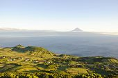 Sao Jorge With Pico, Azores