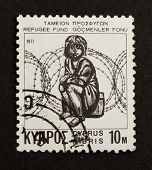 Cyprus - 1972: Stamp Printed In Cyprus
