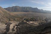 Mount Bromo Slope
