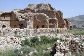 pic of shiraz  - Ruins of Ardeshir - JPG