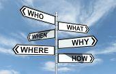 Crossroad Questions