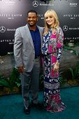 NEW YORK - MAY 29: Actor Alfonso Ribeiro and Angela Unkrich attend the premiere of