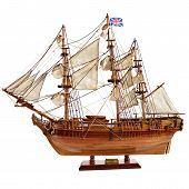 Replica Of The Old Sailfish Bounty