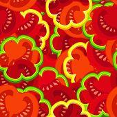 Tomato Pattern