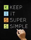 Keep It Super Simple