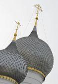 Russian Orthodox Domes