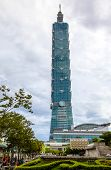 Taipei 101 Stands Tall in Taiwan