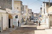 Streets Of Kairouan
