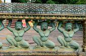 Wat Kesararam-Pagode