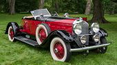 1929 Auburn Boat-Tail Speedster, EyesOn Design, MI