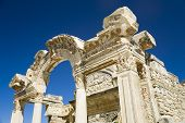 Temple of Hadrian Ephesus Turkey