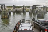 Cape Hatteras To Ocracoke Ferry