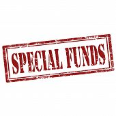 Special Funds-stamp