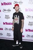 LOS ANGELES - SEP 7: Travis Barker at the In Touch VMA Post Party held at the Chateau Marmont, Holly